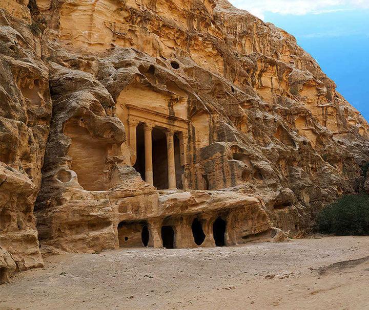 circuit privé jordanie