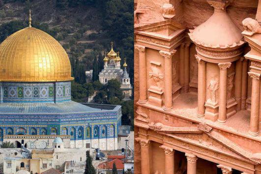 JORDANIE JERUSALEM