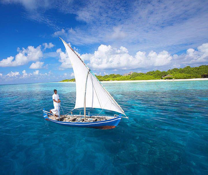 sejour dubai maldives
